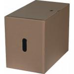 Container arhivare cutii, kraft, 460x350x270 mm