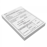 Decont cheltuieli, A5, 50 file | carnet