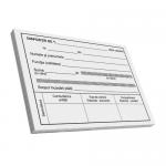 Dispozitie plata catre casierie, A6, 100 file | carnet