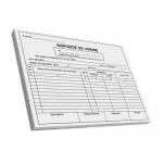 Dispozitie de livrare, A5, 100 file | carnet