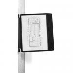 Sistem de prezentare | Display magnetic, 10 buzunare, DURABLE Vario Magnetic Wall