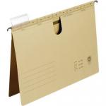 Dosar suspendabil cu sina, bagheta metalica, carton 230 gr/mp, ELBA 2200
