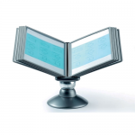 Sistem modular de prezentare | Display birou, 10 buzunare, DURABLE Sherpa Motion