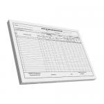 Nota de intrare-receptie | NIR, A4, 100 file | carnet