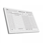 Registru de casa, A4, 100 file | carnet
