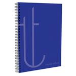 Caiet cu spira, A5, 70 file, dictando | matematica, TRENDY Office