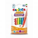 Carioca super-lavabila, 8 culori | cutie, CARIOCA Neon