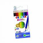 Creioane colorate, 12 culori | cutie, CARIOCA Acquarell