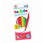 Creioane colorate, 12 culori | cutie, CARIOCA