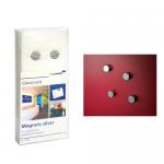 Magneti extra-strong pentru tabla | whiteboard sticla, 13 mm, 6 buc/set, LEGAMASTER