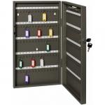Panou metalic | Cutie metalica pentru 140 chei, ALCO