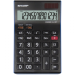 Calculator de birou, 14 digits, SHARP EL-145TBL