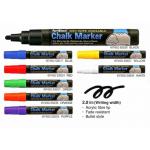 Marker cu creta lichida, varf rotund 4 mm, ARTLINE Chalk Marker