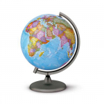 Glob pamantesc, 16 cm, harta politica, Aries