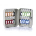 Panou metalic | Cutie metalica pentru 20 chei, DONAU