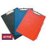 Clipboard simplu A4, plastifiat, ARMA Lux
