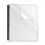 Coperti A3, transparent cristal, 200 microni, 100 buc | top, OPUS