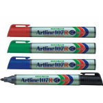 Marker permanent, varf rotund 1.5 mm, ARTLINE 107