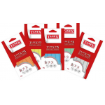Pastile adezive nepermanente, 50 gr, 85 bucati | set, TANEX