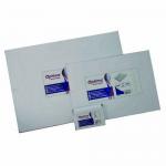 Folie pentru laminare, 54x86 mm, 125 microni, 100 buc | top, OPTIMA