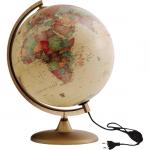 Glob pamantesc, iluminat, 30 cm, harta politica, Discovery