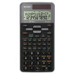 Calculator stiintific, 12 digits, 420 functiuni, SHARP EL-520TG