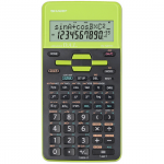 Calculator stiintific, 12 digits, 273 functiuni, SHARP EL-531TG