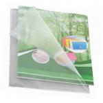 Folie | mapa protectie documente A4, deschidere in L, 110 microni, 100 bucati | set, EXXO