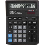 Calculator de birou, 12 digits, REBELL BDC-412