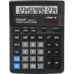 Calculator de birou, 14 digits, REBELL BDC-514