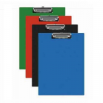 Clipboard simplu A5, plastifiat, Q-CONNECT