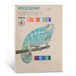 Creta dreptunghiulara colorata, 24 culori | cutie, MOROCOLOR Primo