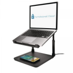 Suport pentru laptop, inaltime reglabila, suport incarcare wireless, KENSINGTON SmartFit® Laptop Riser Wireless