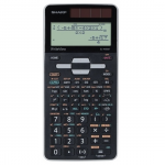 Calculator stiintific, 16 digits, 640 functiuni, SHARP EL-W506T SL
