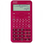 Calculator stiintific, 16 digits, 422 functiuni, rosu, SHARP EL-W531TL