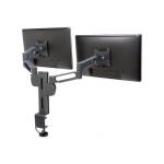 """Suport cu brat dublu pentru monitor 24"""" KENSINGTON SmartFit® Dual Monitor Arm Mount"""