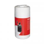 Servetele umede curatare multisuprafete, 100 buc, A-Series