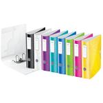 Biblioraft plastic, 82 mm, LEITZ 180 Active Wow Polyfoam