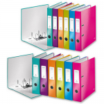 Biblioraft carton laminat, 85 mm, LEITZ 180 Wow