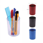 Suport cilindric pentru articole birou, plastic ABS, ARK 566