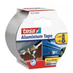 Banda adeziva aluminiu, 48 mm x 10 m, TESA