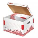Container arhivare cutii, 367x263x325 mm, 15 buc | set, ESSELTE Speedbox M