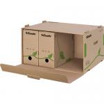 Container arhivare cutii, 439x345x242 mm, 10 buc | set, ESSELTE Eco
