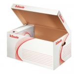 Container arhivare cutii, 560x275x370 mm, 10 buc | set, ESSELTE Boxy