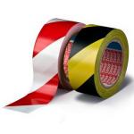 Banda adeziva pentru semnalizare | marcare, bicolor, 50 mm x 33 m, TESA
