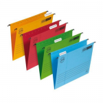 Dosar suspendabil, bagheta metalica, carton color 330 gr/mp, ELBA Verticflex Ultimate