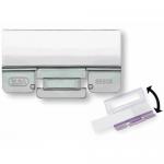 Suport plastic | vizor pentru eticheta dosar suspendabil, 25 bucati | set, ELBA Vertic confort