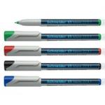 Marker non-permanent OHP, varf rotund 0.7 mm, SCHNEIDER Maxx 223F