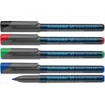 Marker permanent OHP, varf rotund 1 mm, SCHNEIDER Maxx 224M
