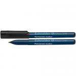 Marker permanent, varf rotund 1-2 mm, negru, SCHNEIDER Maxx 240